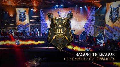 Baguette League | Summer 2019 – Episode 3