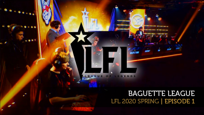 Baguette League | Spring 2020 - Episode 1