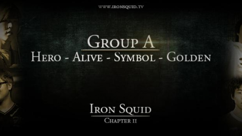 Iron Squid II : le Groupe A