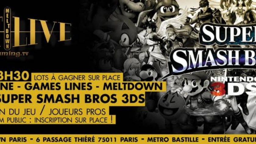 Smash ta soif au Melt