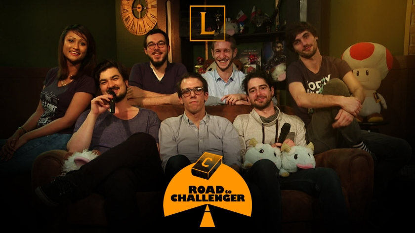 Road to Challenger : La chaîne LoL évolue !