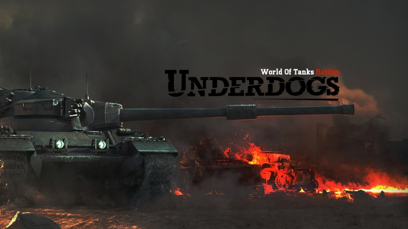 Underdogs débarque sur World Of Tanks