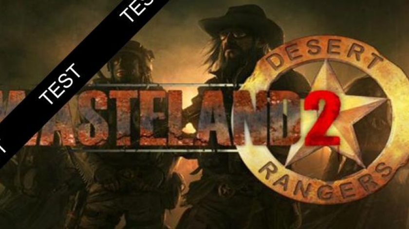 Wasteland 2 : you won't waste your time!